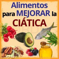 Alimentos para mejorar la ciática