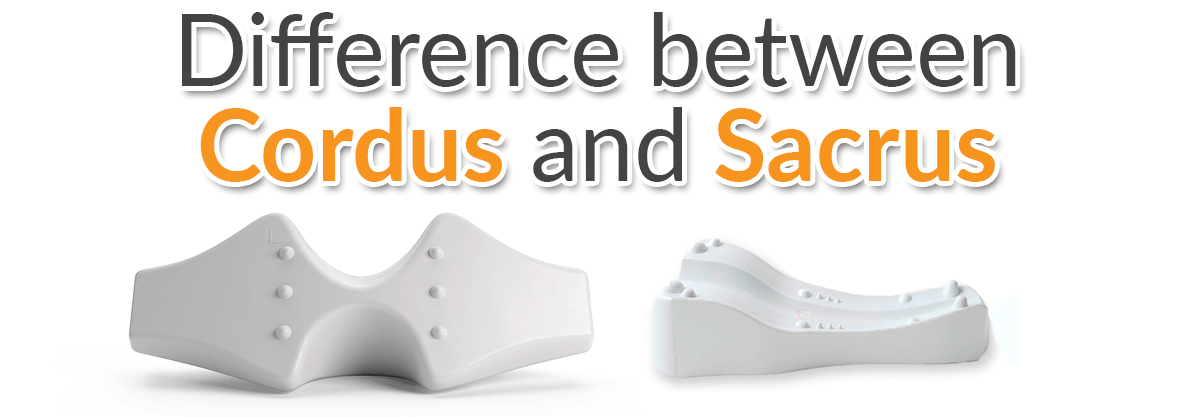 Difference between Cordus and Sacrus