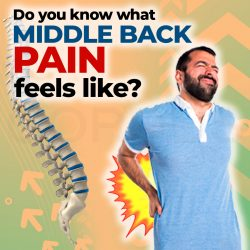 Do you know what middle back pain feels like?