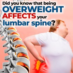 Did you know that being overweight affects ?
