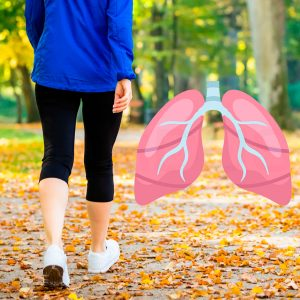 Improve the health of your lungs