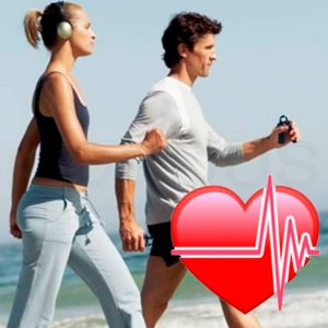 Walking is good for the heart