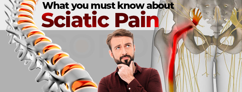 Everything you must know about sciatic pain