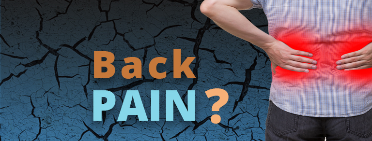 What is good for back pain?